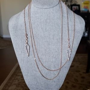 Chloe +Isabel Lariat Necklace